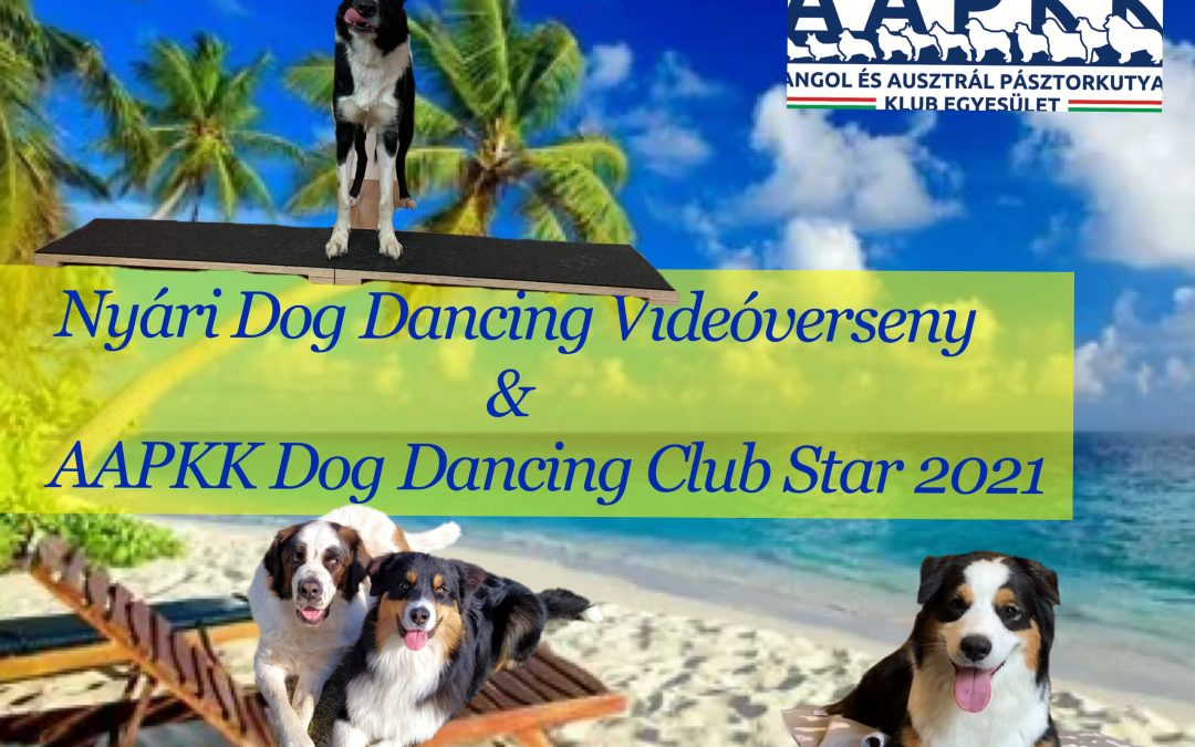 AAPKK Dog Dancing Club-Star 2021